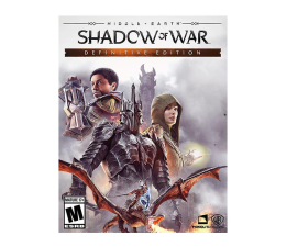 Gra na PC PC Middle-earth: Shadow of War (Definitive Edition)