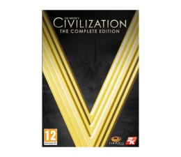 Gra na PC PC Civilization 5 Complete Edition ESD Steam