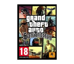 Gra na PC Rockstar Grand Theft Auto: San Andreas ESD Steam