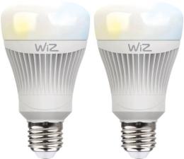 Inteligentna żarówka WiZ Whites LED WiZ60 TW (E27/806lm) 2szt.