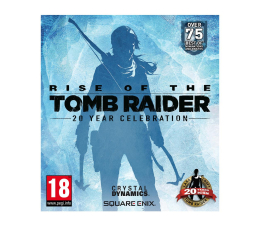 Gra na PC PC Rise of the Tomb Raider 20th Anniversary Edition