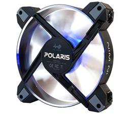 Wentylator do komputera IN WIN Polaris RGB Aluminium 120 mm