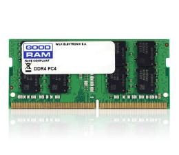 Pamięć RAM SODIMM DDR4 GOODRAM 4GB 2133MHz CL15 SR