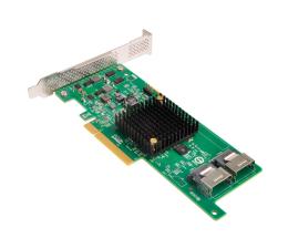 Kontroler SilverStone RAID-Contr. PCIe x8 SAS/SATA