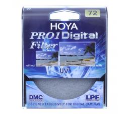 Filtr fotograficzny Hoya UV (O) Pro1D 72 mm