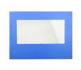 Akcesorium do obudowy Bitfenix Panel boczny z oknem do Prodigy - niebieski
