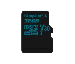 Karta pamięci microSD Kingston 32GB microSDHC Canvas Go! 90MB/s C10 UHS-I V30