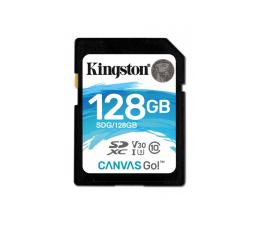 Karta pamięci SD Kingston 128GB SDXC Canvas Go! 90MB/s C10 UHS-I U3