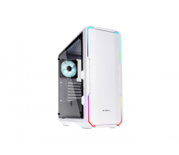 Obudowa do komputera Bitfenix Enso RGB TG biały (okno)