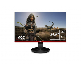 "Monitor LED 24"" AOC G2590VXQ"