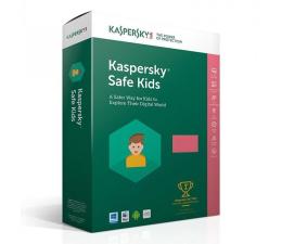 Kontrola rodzicielska Kaspersky Safe Kids (12m.)