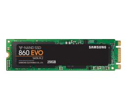 Dysk SSD Samsung 250GB M.2 SATA SSD 860 EVO
