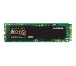 Dysk SSD  Samsung 500GB M.2 SATA SSD 860 EVO