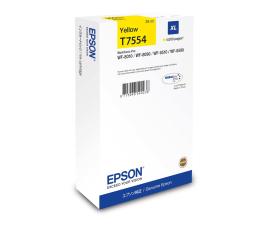 Tusz do drukarki Epson T7554 Yellow 4000 str.