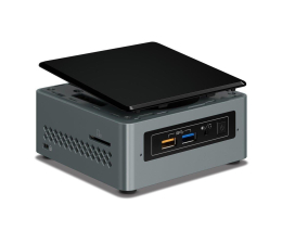 "Nettop/Mini-PC Intel NUC J5005 2.5""SATA BOX"