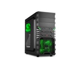 Obudowa do komputera Sharkoon VG4-W Green