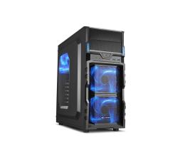 Obudowa do komputera Sharkoon VG5-W Blue