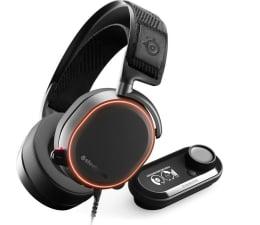 Słuchawki przewodowe SteelSeries Arctis Pro + GameDAC czarne