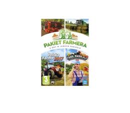 Gra na PC Cleversan Software Farm Manager 2018 + Polska Farma 2017