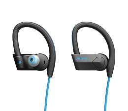 Słuchawki bezprzewodowe Jabra Sport Pace czarno-niebieskie