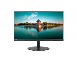 "Monitor LED 24"" Lenovo ThinkVision P24h czarny"