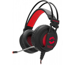 Słuchawki przewodowe SpeedLink MAXTER 7.1 Gaming Headset USB