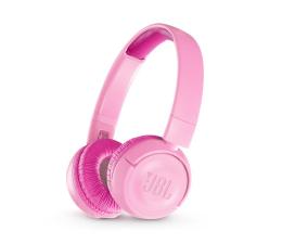 Słuchawki bezprzewodowe JBL JUNIOR JR300BT różowy