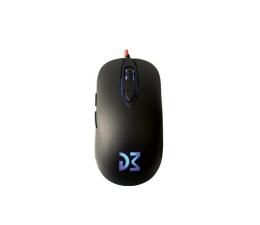 Myszka przewodowa Dream Machines DM1 Pro S Matte (16000dpi, czarna)