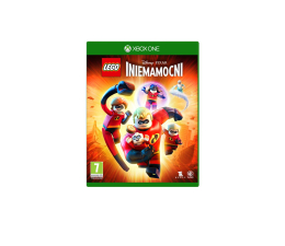 Gra na Xbox One Xbox LEGO Incredibles (Iniemamocni)
