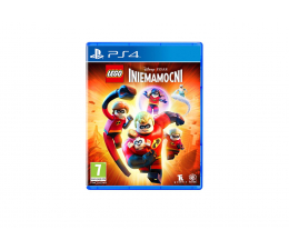 Gra na PlayStation 4 PlayStation LEGO Incredibles (Iniemamocni)