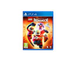 Gra na PlayStation 4 PlayStation LEGO Incredibles (Iniemamocni)
