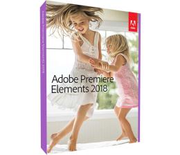 Program graficzny/wideo Adobe Premiere Elements 2018 MAC [ENG] ESD