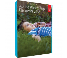 Program graficzny/wideo Adobe Photoshop Elements 2018 WIN [ENG] ESD
