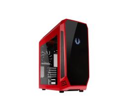 Obudowa do komputera Bitfenix Aegis czerwony/czarny