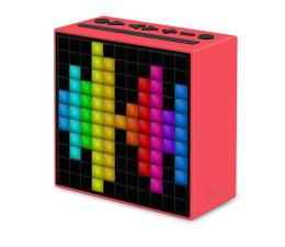 Głośnik przenośny Divoom TimeBox czerwony