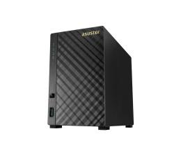 Dysk sieciowy NAS / macierz Asustor AS3202T (2xHDD, 4x1.6GHz, 2GB, 3xUSB, 1xLAN)