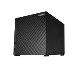 Dysk sieciowy NAS / macierz Asustor AS1004T (4xHDD, 2x1GHz, 512MB, 2xUSB, 1xLAN)