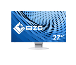 "Monitor LED 27"" Eizo FlexScan EV2785-WT"