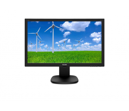 "Monitor LED 24"" Philips 243S5LJMB/00"