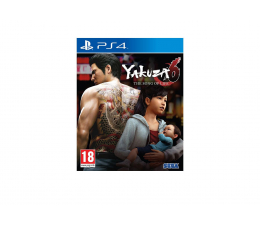 Gra na PlayStation 4 PlayStation YAKUZA 6: The SONG of LIFE- ESSENCE OF ART EDITION