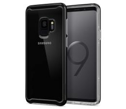 Etui/obudowa na smartfona Spigen Neo Hybrid Crystal do Galaxy S9 Midnight Black