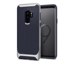 Etui/obudowa na smartfona Spigen Neo Hybrid do Galaxy S9+ Arctic Silver