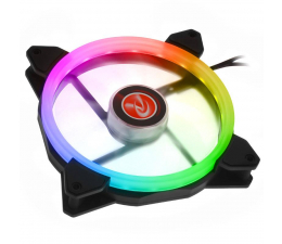 Wentylator do komputera Raijintek IRIS Rainbow 140mm RGB