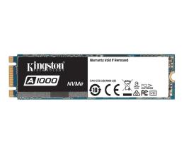 Dysk SSD Kingston 960GB M.2 PCIe NVMe A1000