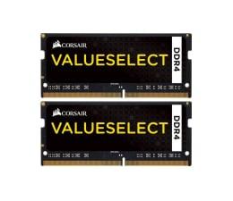 Pamięć RAM SODIMM DDR4 Corsair 16GB 2133MHz CL15 1.35V (2x8GB)