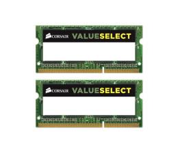 Pamięć RAM SODIMM DDR3 Corsair 8GB 1600MHz DDR3L CL11 1.35V (2x4GB)