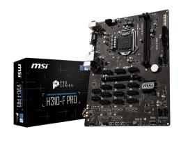 Płyta główna Socket 1151 MSI H310-F PRO