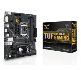 Płyta główna Socket 1151 ASUS TUF H310M-PLUS GAMING