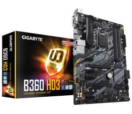 Płyta główna Socket 1151 Gigabyte B360 HD3