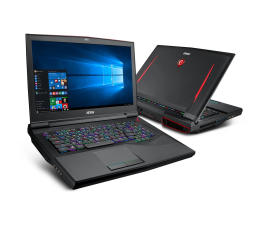 "Notebook / Laptop 17,3"" MSI GT75 i7-8750H/32GB/512+1TB/Win10 RTX2080 144Hz"